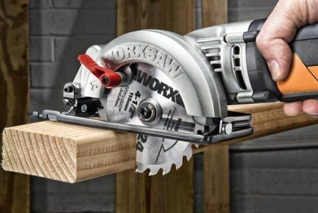 Worx Worxsaw WX429l Compact Saw