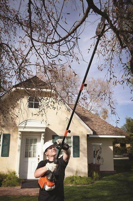 best pole chainsaw
