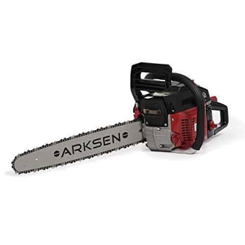 Arksen - Gasoline Powered Chainsaw