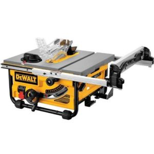 a beginner table saw