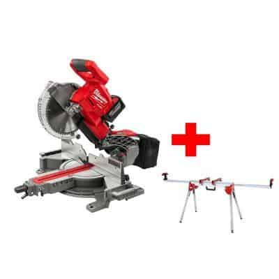 Cordless Sliding Compound Miter Saw