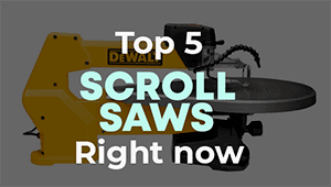 top 5 scroll saws