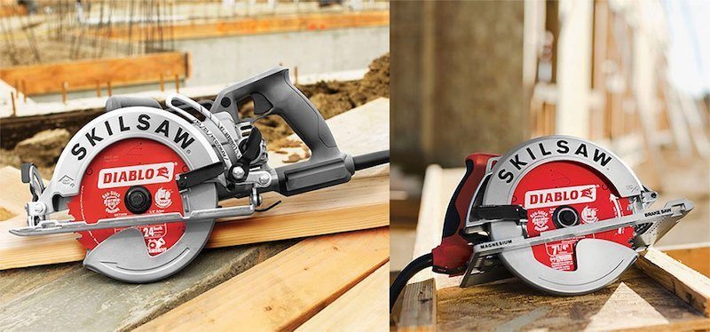 Worm Drive Saw vs Sidewinder Circular Saw