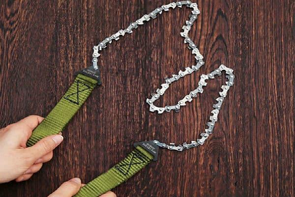 manual chainsaw nordic pocket saw