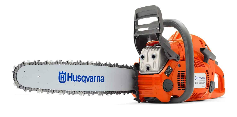 Husqvarna 18 Inch 460 Rancher Gas Chainsaw