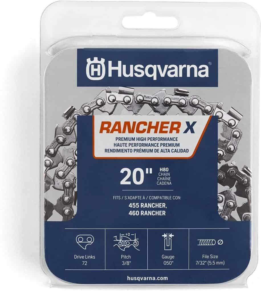 Husqvarna H-80 Chain
