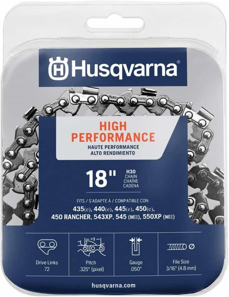 Husqvarna H30 Saw Chain