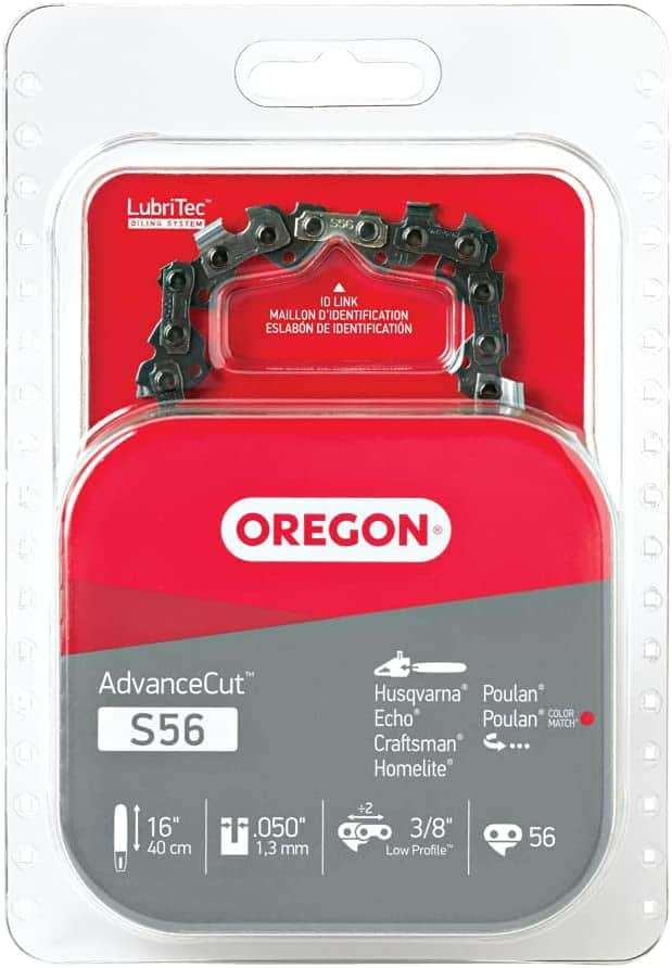 Oregon S56 AdvanceCut Chainsaw Chain