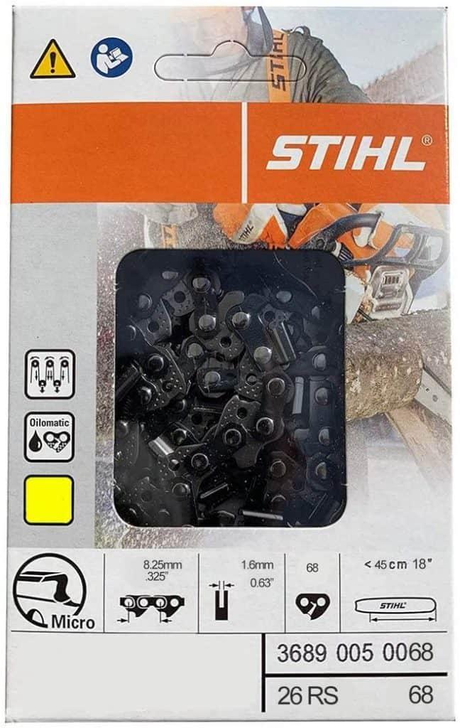 Stihl Chainsaw Chain 26RS68